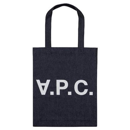 A.P.C. Laure Tote Bag - Indigo
