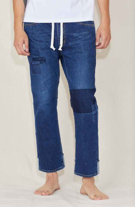 Remi Relief Denim Remake Easy Pant