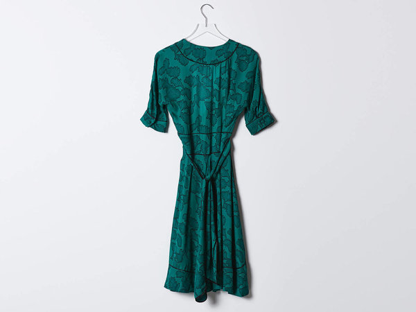 Mayle Georgette Wrap Dress