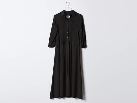 MM6 Black Dress