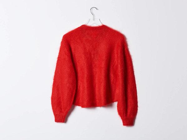 Trademark Mohair Crew Sweater