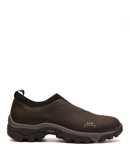 A-COLD-WALL* Dirt Mock Sneaker - Black