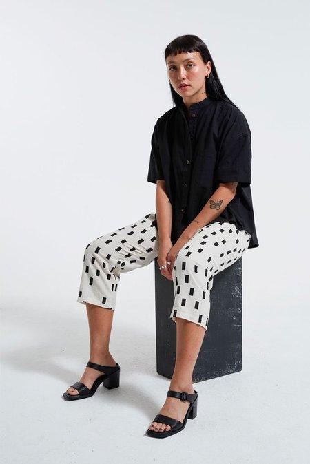Uzi NYC Drop Crotch Pant - Disko