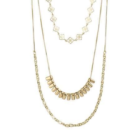 Pilgrim Joy Necklace - Gold