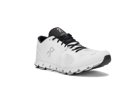 On Shoes Cloud X Sneaker - White/Black