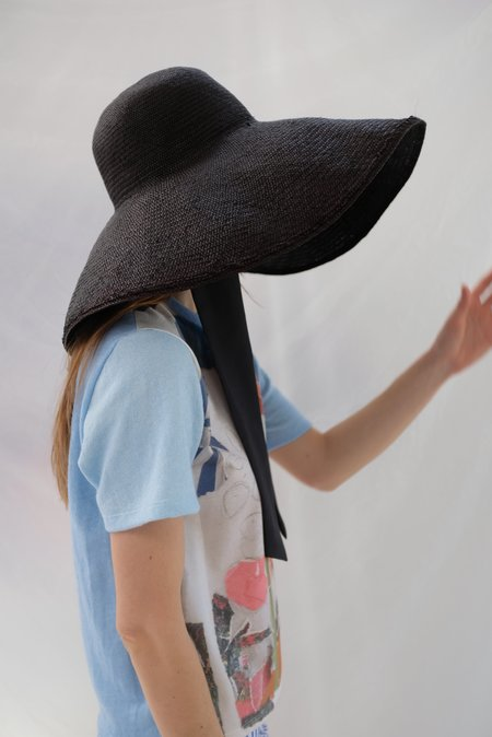 Beklina Oversized Straw Hat