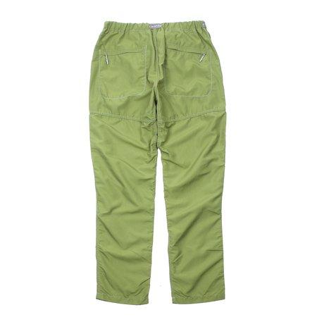 And Wander Nylon Climbing Pants - Green