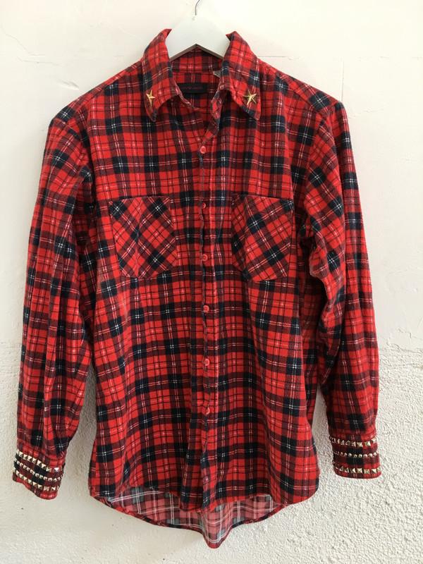Loveless Vintage Flannel Shirt