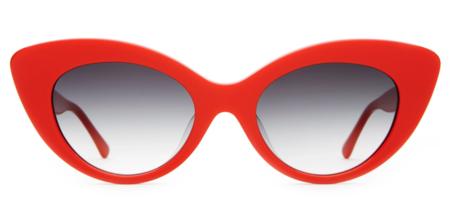 CRAP EYEWEAR The Wild Gift Sunglasses - Cherry Acetate