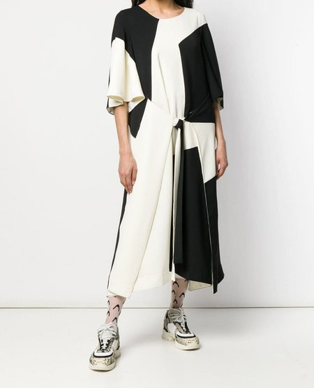 HENRIK VIBSKOV Field Dress - Black / White