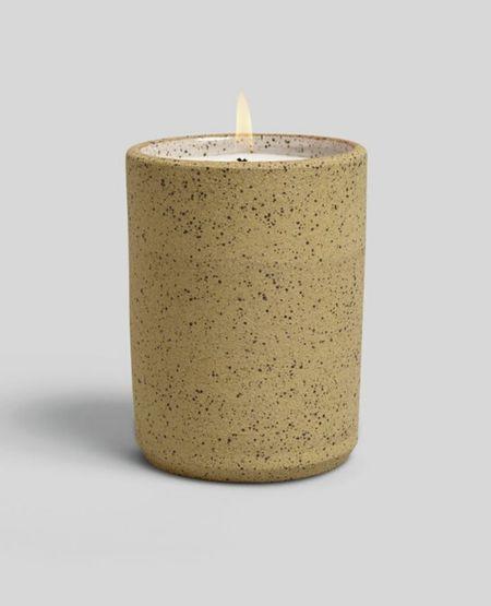 NORDEN Ceramic Candle / Joshua Tree