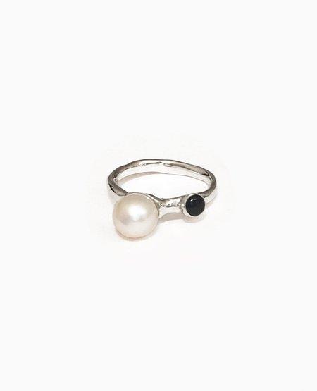 SUAI Alma Ring - silver