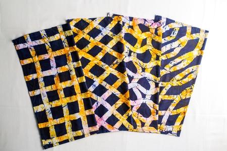 Busayo NYC Asun African Print Napkins