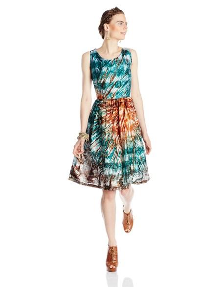 Busayo NYC Shola Water Dress