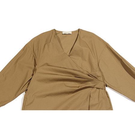 Shaina Mote Hira Dress - Khaki