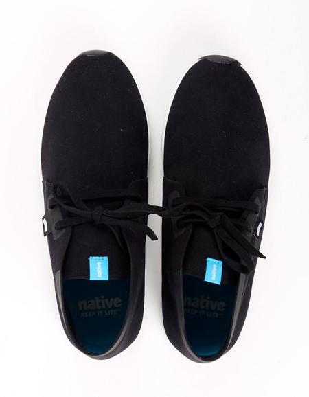 Native Shoes AP Chukka - Jiffy Black