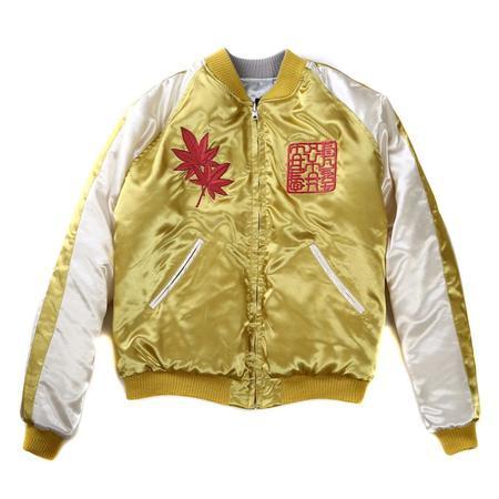 Elnest Yokosuka Jamper The Root Jacket - Gold