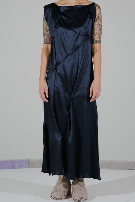 Baserange Chey Dress - Navy