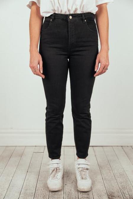 Rollas Dusters Jean - Comfort Jet Black
