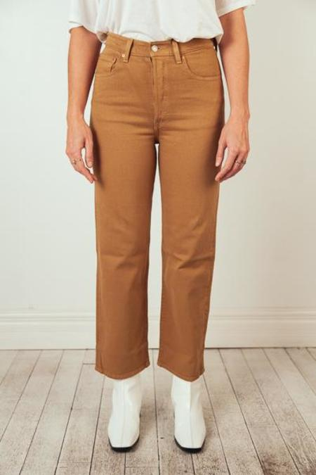 Levi's Ribcage Straight Ankle Jean - One Track Mind