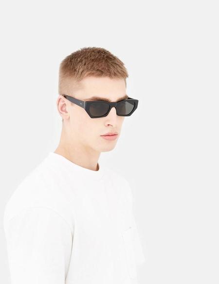 RetroSuperFuture Amata Sunglasses - Black