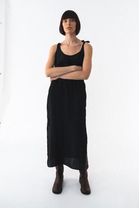 AMOMENTO Slip Dress