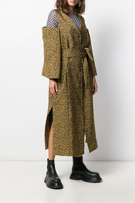 Henrik Vibskov Sticky Dress - Dark