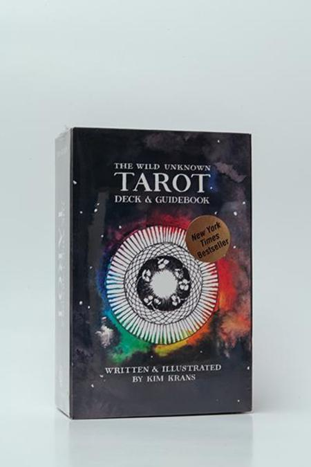 The Wild Unknown Tarot Deck & Guidebook Set