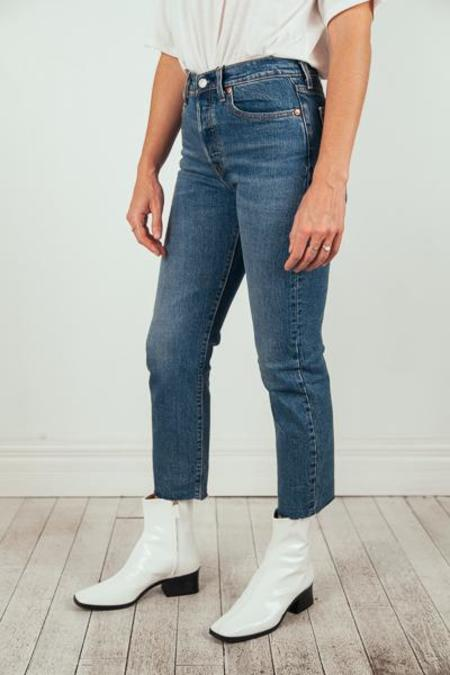 Levi's Wedgie Jeans - Love Triangle