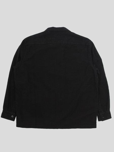 Schnayderman's Boxy Moleskin Twill Overshirt