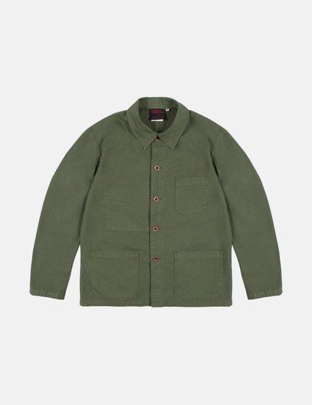 Vetra French Workwear Cotton Drill Short Jacket