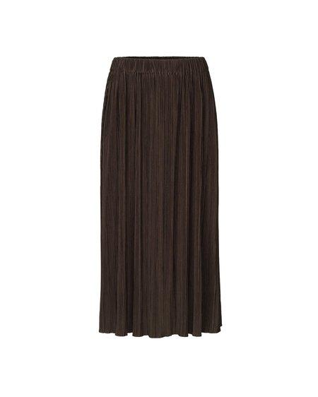 Samsoe & Samsoe Falda One Skirt - Mole