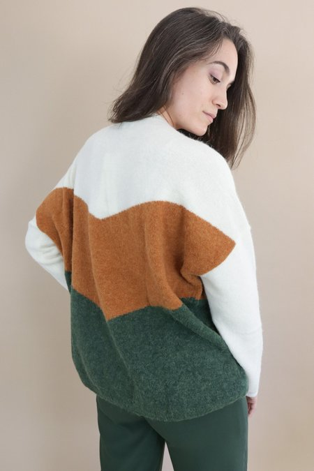 Just Female Merle Sweater - Mountain View