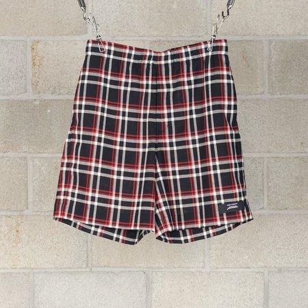 N.Hoolywood Shorts - Black Check