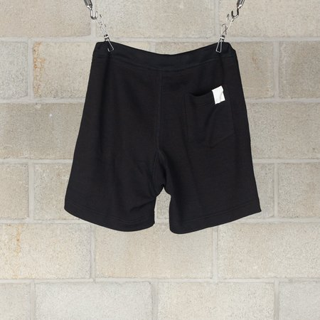 N.Hoolywood 54PIECES Sweat Shorts - Black