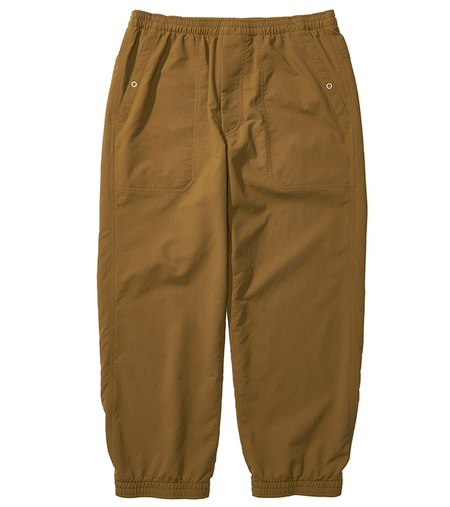 Nanamica ALPHADRY Easy Pants - Ocher