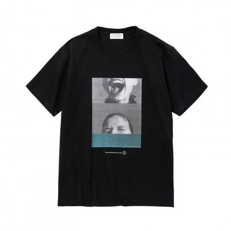 POET MEETS DUBWISE Killiman Jah Low Works Collage 1 T Shirt - Black