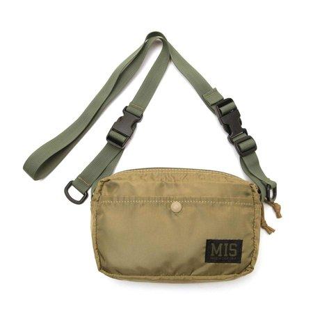 Uniform Experiment MIS Shoulder Bag - Khaki