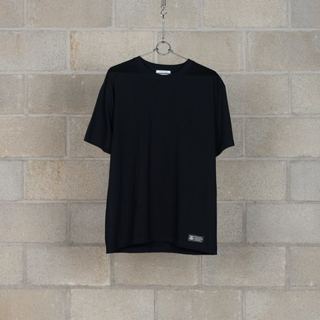 Poet Meets Dubwise Logo T Shirt - Black