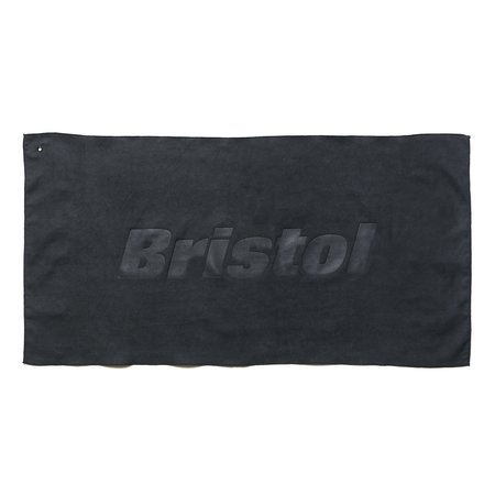 F.C. Real Bristol Quick Dry Towel - Black