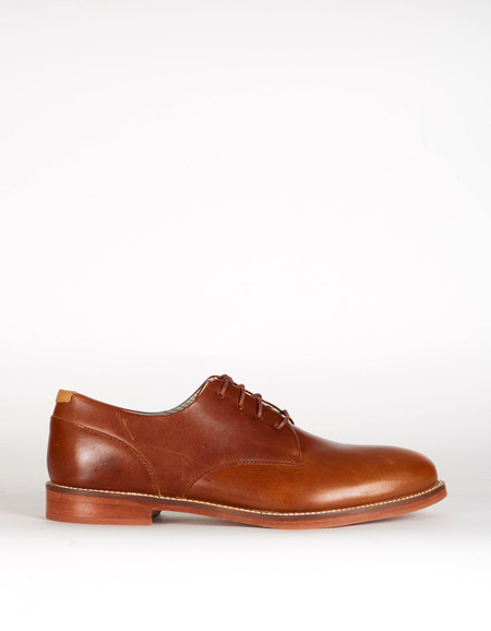 Men's J Shoes William Derby Brass