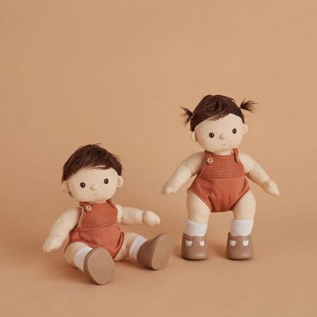 Kids Olli Ella Dinkum Doll - Peanut