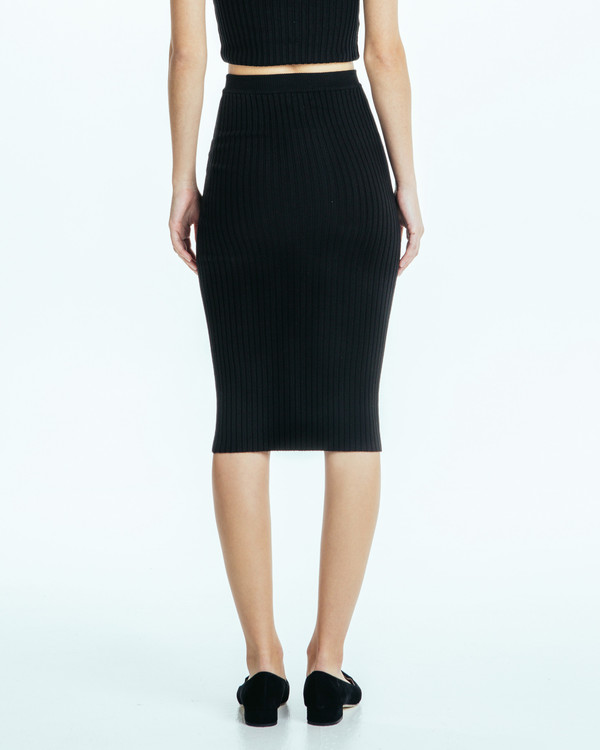 Giu Giu Nonna Skirt in Black