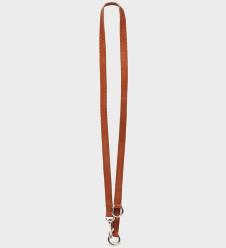 Park Bags Keychain - brown