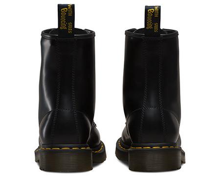 Unisex Dr. Martens 1460 Smooth Boot - Black