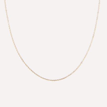 Amarilo Alisha Chain - 14k Gold