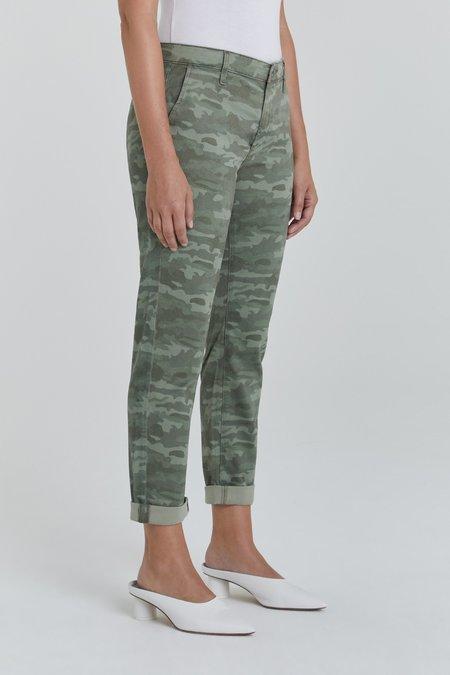 AG Caden Twill Trouser - Saltwater Camo/Silver Pine