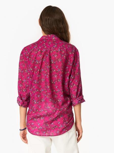 Xirena Beau Shirt - Berry Pink