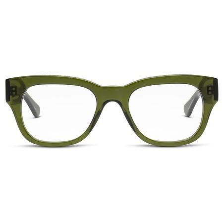Caddis Miklos Readers Heritage eyewear - Heritage Green