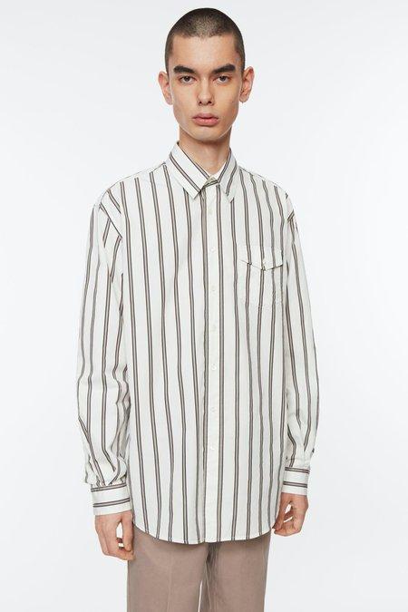 Schnayderman's Oversized Poplin Shirt